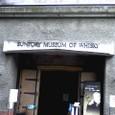 ウイスキー博物館の入り口